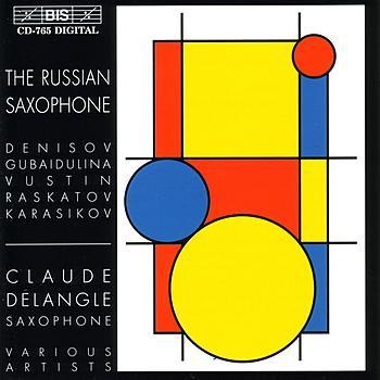 Sonata For Alto Saxophone And Piano (1970)