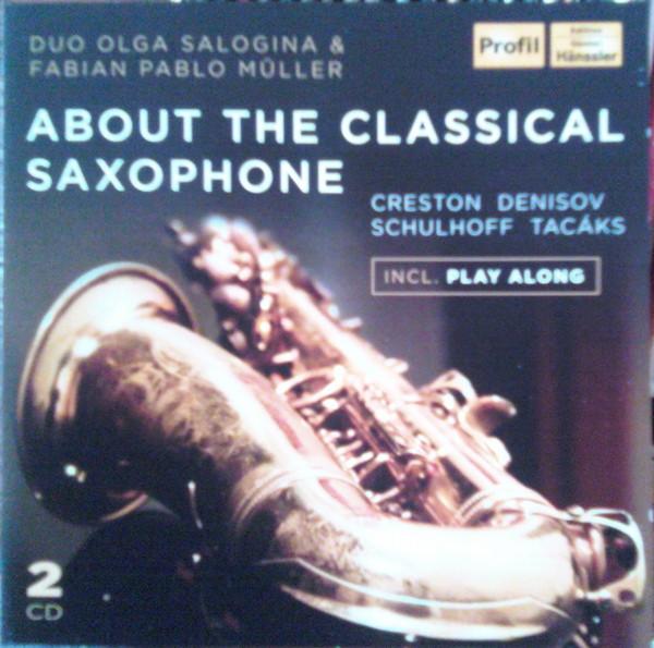 Sonata For Alto Saxophone Et Piano2
