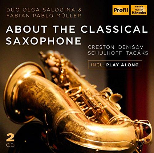 Sonata For Alto Saxophone Et Piano6