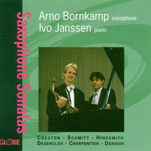 Sonata For Alto Saxophone Et Piano8