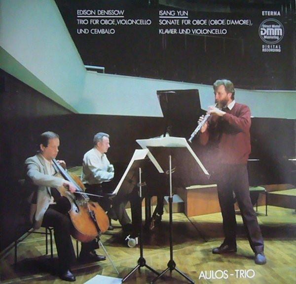 Sonate Für Oboe (Oboe D'Amore), Klavier Und Violoncello