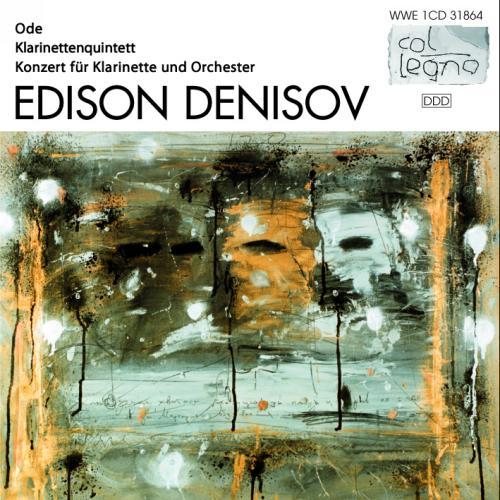 ode - Klarinettenquintet - Honzert für klarinette und Orchester
