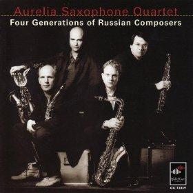 saxophone-quartet