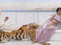 035 - John Wiliam Godward - Eighty and Eighteen