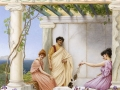 070 - John William Godward - Playtime
