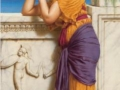 0001 - John William Godward - Rich Gifts Wax Poor When Lovers Prove Unkind