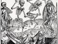 22 - Michael Wolgemut - Danse macabre nocture