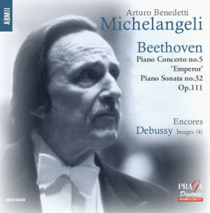 Arturo Benedetti Michelangeli - Beethoven - Sonata n°32