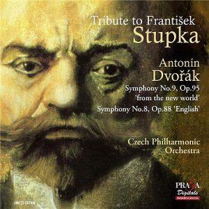 Frantisek Stupka conducts Antonin Dvorak
