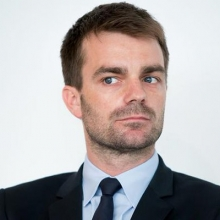 Bruno Julliard, Maire ajdoint à la Culture de la ville de Paris, célèbre pour son discours lors du dévoilement de la plaque commémorative sur l'immeuble de l'Île-Saint-Louis