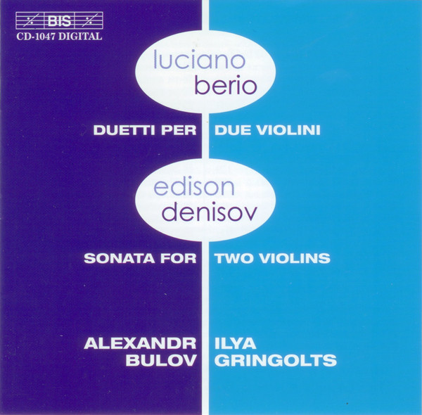 Sonata For Two Violins