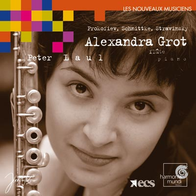 Sonate pour flûte et piano