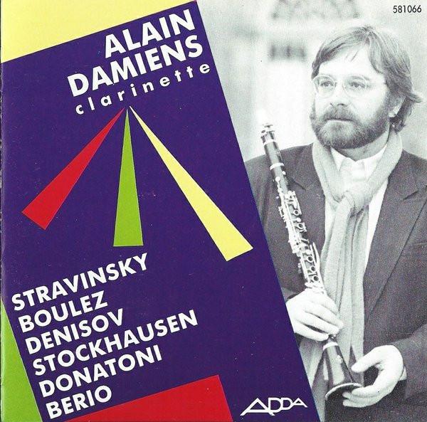 sonate clarinette