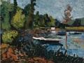 054 - Maurice de Vlaminck - L'étang de Saint-Cucufa