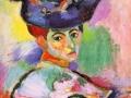 056 - Henri Matisse - Femme au Chapeau