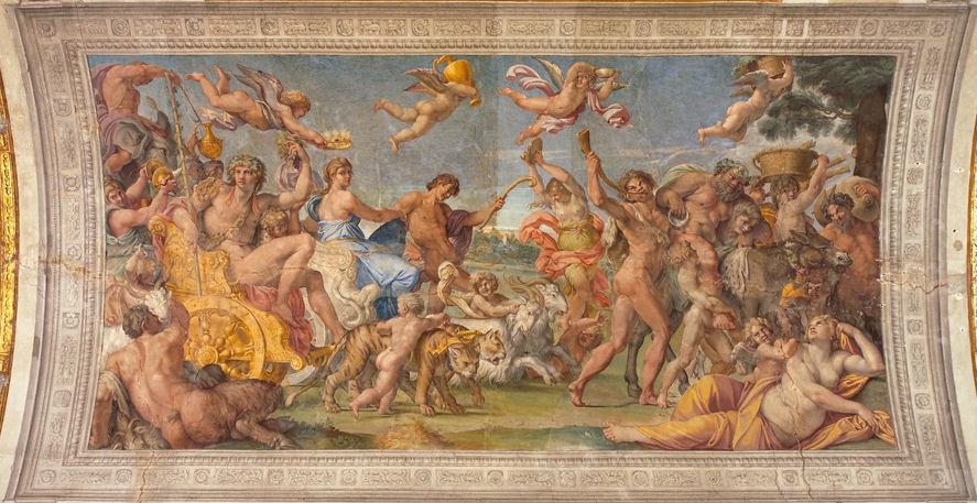 Renaissance orgie bi sexuel trio porno