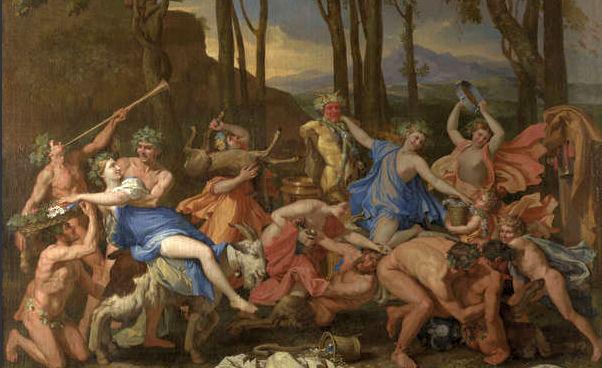 52 - Nicolas Poussin - Le Triomphe de Pan