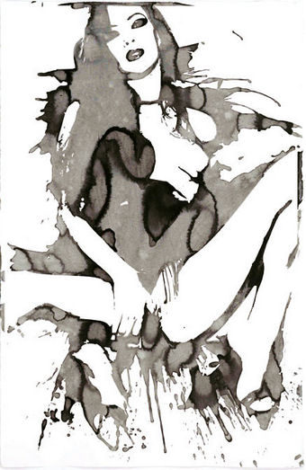 84 - Kendell Geers - La Sainte Vierge