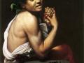 27 - Caravage - Le Jeune Bacchus malade