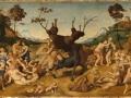 38 - Piero di Cosimo - Les Mésaventures de Silène