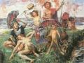 78 - Lovis Corinth - Ariadne auf Naxos