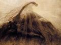 14Jean Delville (1867-1963), Tristan et Yseult 1887