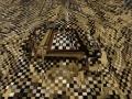 203Maria-Elena Vieira da Silva (1908-1992)  La partie d'échecs 1943   Huile sur toile,  H. : 81 cm ; L. : 100 cm Paris, musée national d'Art moderne - Centre Georges-Pompidou.