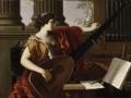 303Laurent de La Hyre (1606-1656) Allégorie de la Musique 1649 Huile sur toile H. : 106, cm ; L. : 144 cm New York, The Metropolitan Museum of Art
