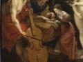 304Pierre Paul Rubens (1577-1640) L'instruction de la reine, dit aussi L'éducation de la reine (détail). Vers 1622-1625 Huile sur toile H. : 3,94 m : L. : 2,95 m Paris, musée du Louvre.