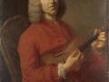 813Jacques André Joseph Aved (1702-1766), Portrait de Rameau, vers 1730. Huile sur toile, 117 x 83. Dijon, musée des Beaux-Arts.