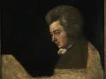 817Joseph Lange : Mozart au piano-forte. Date probablement de 1789.