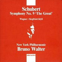 Schubert 9 the great - Bruno Walter - New York Philharmonic orchestra - United archives