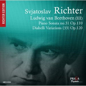Beethoven - Diabelli variations - Svjatoslav Richter