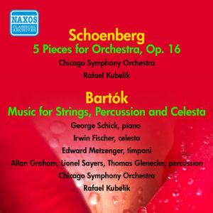 Kubelik - Chicago symphony - Schoenberg - Naxos