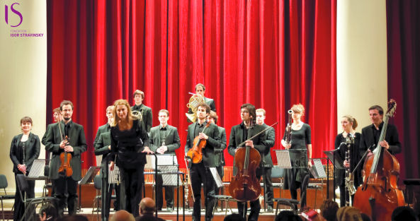 Serâ Tokay - Philharmonie de chambre de Lutèce