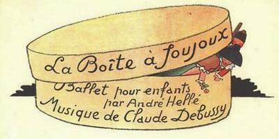 La boîte à joujoux - Claude Debussy / André Caplet