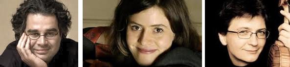 Pascal Amoyel - Emmanuelle Bertrand - Antje Weithaas