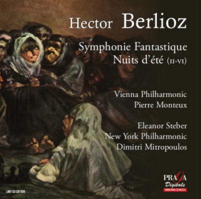 Berlioz - Symphonie fantastique - Monteux - VPO