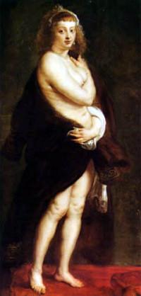 Rubens - Pelzchen
