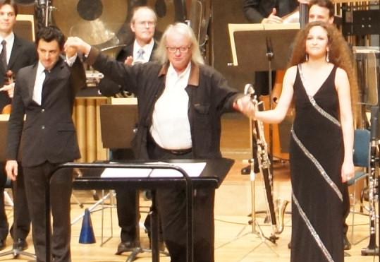 Alejo Pérez - Philippe Manoury - Christina Daletska