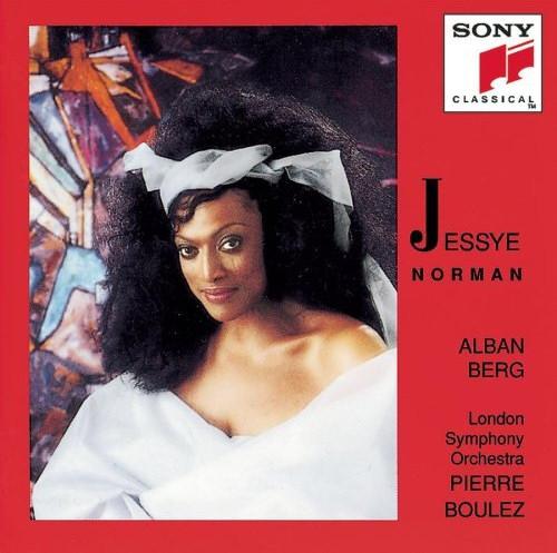Jessye Norman sings Alban Berg