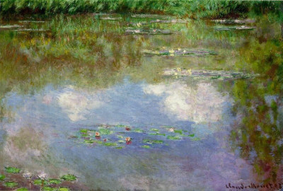 Claude Monet - Nymphéas