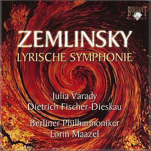 Zemlinsky - Lyric symphony - Maazel - Varady - Fisher-Dieskau