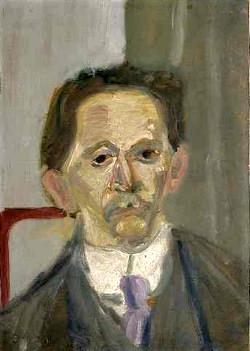 Zemlinsky by Arnold Schoenberg