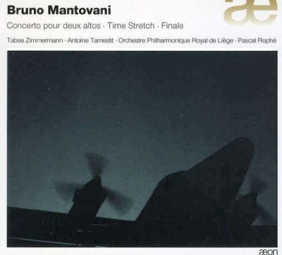 Mantovani - Concerto pour deux altos - Time stretch - Finale