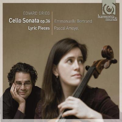 Grieg - Cello sonata - Bertrand - Amoyel