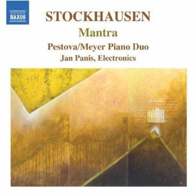 Karlheinz Stockhausen - Mantra - Xenia Pestova, Pascal Meyer, Jan Panis