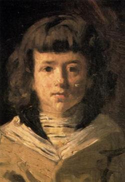 Ravel enfant - Edouard Ravel