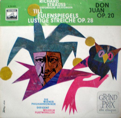 Furtwangler - Strauss - Till Eulenspiegel - Don Juan