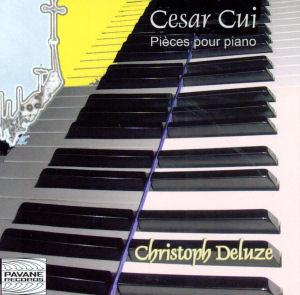 Cesar Cui - Christoph Deluze